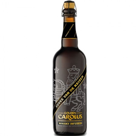 Gouden Carolus Whisky Infused - 750 ml  - foto principal 1