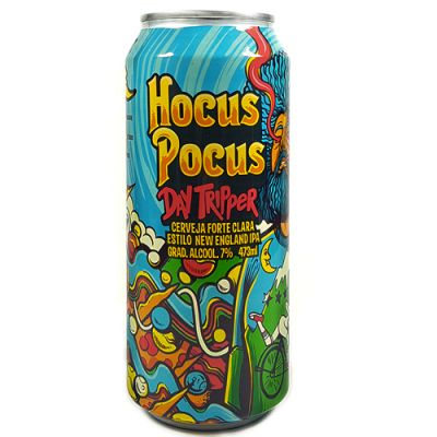 Hocus Pocus Day Tripper Lata - 473 ml