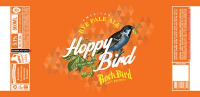 RockBird - Hoppy Bird 500 ml  - foto 2