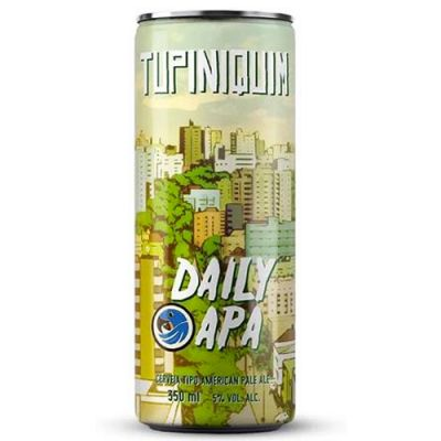 Tupiniquim Daily APA - 350 ml  - foto 1