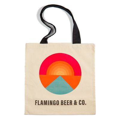 Ecobag Flamingo Beer & Co