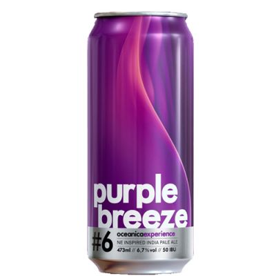 Oceânica Purple Breeze - Lata 473 ml