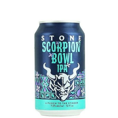 Stone Scorpion Bowl Lata - 355 ml