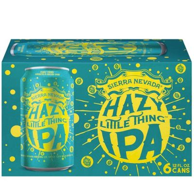 6 Pack Sierra Nevada Hazy Little Thing IPA