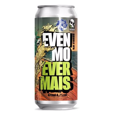 Everbrew Even Mo Ever Mais - Lata 473 ml