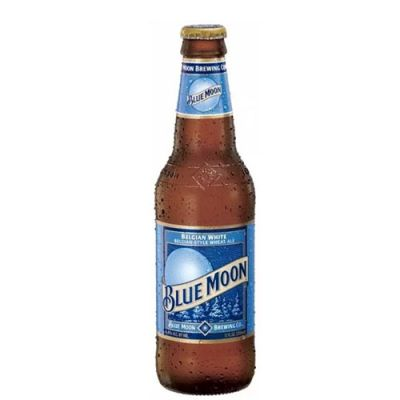 Blue Moon Belgian White - 355 ml  - foto 1