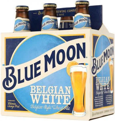 Pack Blue Moon - 6 Cervejas