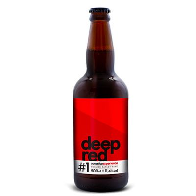 Oceânica Deep Red - 500 ml