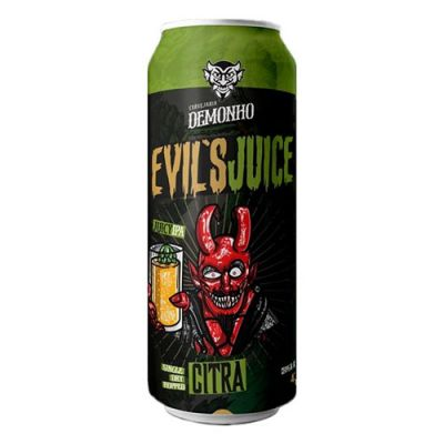 Demonho Evil's Juice Citra - Lata 473 ml
