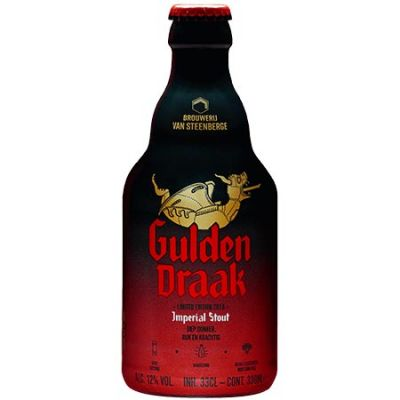 Gulden Draak Imperial Stout - 330 ml  - foto 1
