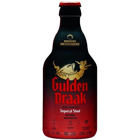Gulden Draak Imperial Stout - 330 ml  - foto principal 1