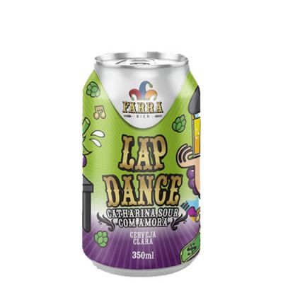 Farra Lap Dance Lata 350 ml