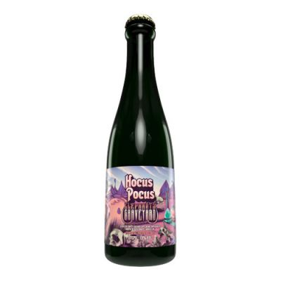 Hocus Pocus Elephants Graveyard - 375 ml