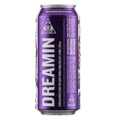 Dogma Dreamin Double IPA - Lata 473 ml