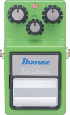 Pedal Ibanez TS-9 | Tube Screamer | Distorção | Guitarra