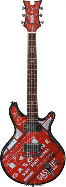 Guitarra Cort Gasoline 1 | Visual Vintage | Fuel Series