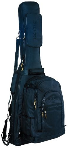Bag Rockbag RB 20456 B | Crosswalker | Para Guitarra | Com mochila destacável