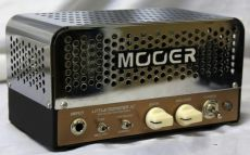 Cabeçote Mooer  Little Monster AC | Guitarra | Valvulado | Bag | 5W | 220 Volts