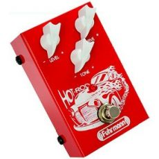 Pedal Fuhrmann Hot Rod | Overdrive | True Bypass | Para Guitarra