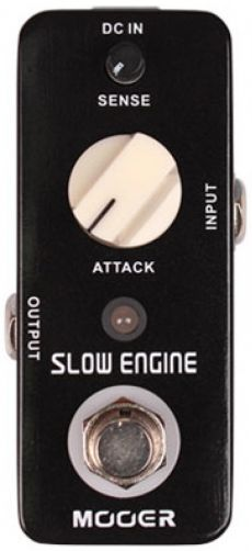 Pedal Mooer Slow Engine | Slow Motion | Para Guitarra