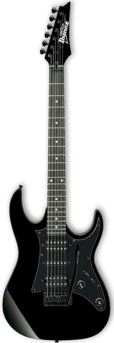 Guitarra Ibanez GIO GRX 55B | HSH | BKN (Black Night)