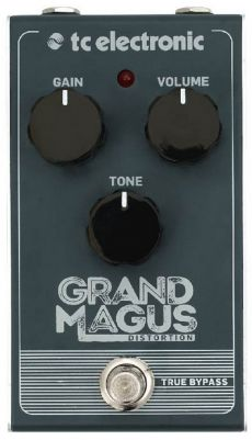 Pedal TC Electronic Grand Magus | Distortion | True Bypass