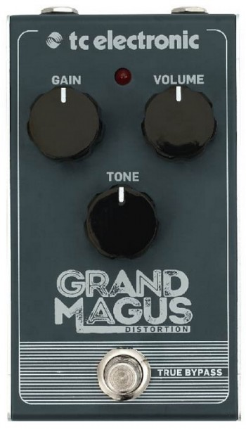 Pedal TC Electronic Grand Magus   Distortion   True Bypass  - foto principal 1