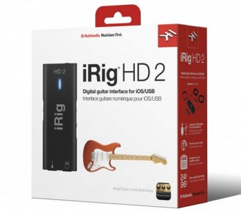 Interface iRig HD2 | IK Multimedia | Para Guitarra  - foto principal 1