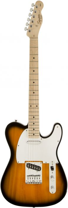 Guitarra Fender Squier Affinity Telecaster MN | 031 0202 | 2-Color Sunburst (503)