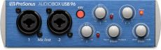 Interface Presonus AudioBox USB 96 | Phantom Power