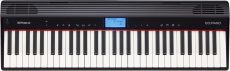 Piano Digital Roland GO-61P | Teclas Sensitivas | 61 Teclas | Preto | LIGUE PARA NEGOCIAR