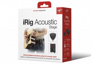 Interface iRig Acoustic Stage | IK Multimedia | Para Violão  - foto principal 1