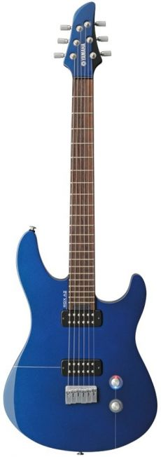 Guitarra Yamaha RGXA2 | A.I.R Body | Dark Blue Metallic (DBM)