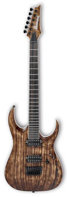 Guitarra Ibanez RGAIX6U | Iron Label | Antique Brown Stained