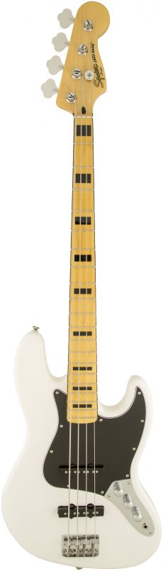 Baixo Fender Squier Vintage Modified Jazz Bass | 030 6702 | 4 Cordas | Olympic White (505)