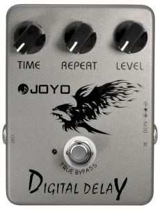 Pedal Joyo Digital Delay | JF 08 | Para Guitarra