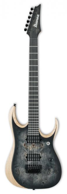 Guitarra Ibanez RGDIX6PB | Iron Label | HH | Surreal Black Burst (SKB)