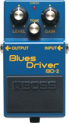 Pedal Boss BD-2 Blues Driver | Para Guitarra