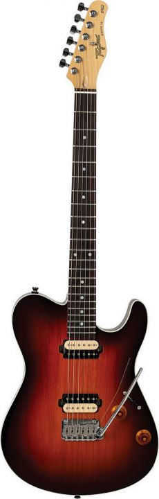 Guitarra Tagima Grace-70 | Cacau Santos Signature | Honey Burst (HB)