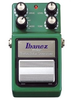 Pedal Ibanez TS 9DX | Turbo Tube Screamer | Para Guitarra | USADO