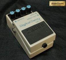 Pedal Boss DD-3 | Digital Delay | USADO