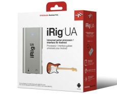 Interface Irig UA | IK Multimedia | Para Guitarra