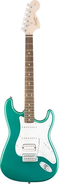 Guitarra Fender Squier Affinity Stratocaster HSS LR | 037 0700 | Racing Green (592)