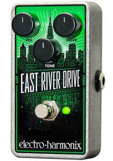 Pedal Electro-Harmonix East River Drive | Overdrive | Para Guitarra