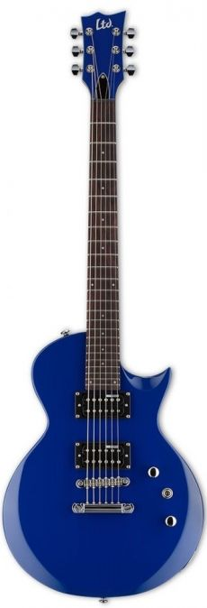 Guitarra ESP LTD EC-10 Kit | Bag | Blue (Azul)