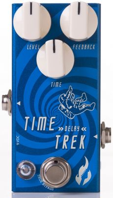 Pedal Fire Time Trek Delay Mini | True Bypass | Para Guitarra