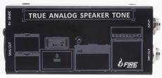Pedal Fire True Analog Speaker Tone | Simulador de Gabinete