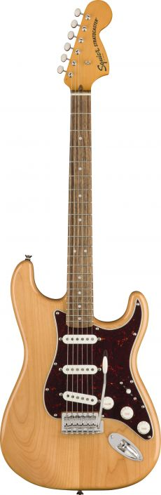 Guitarra Fender Squier Classic Vibe Stratocaster 70s LR | SSS | 037 4020 | Natural (521)
