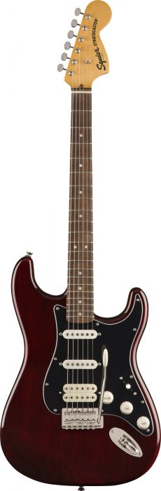 Guitarra Fender Squier Classic Vibe Stratocaster 70s LR | HSS | 037 4024 | Walnut (592)