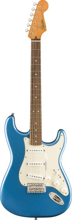 Guitarra Fender Squier Classic Vibe 60s Stratocaster LR | SSS | 037 4010 | Lake Placid Blue (502)
